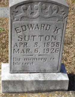 Edward K. Sutton