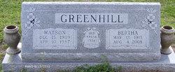 Watson Greenhill