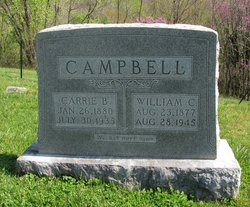 Carrie B <I>Housden</I> Campbell