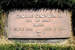 Thomas Crowder, Jr