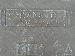 Frank D. Adams