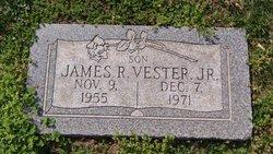 """James Roy """"Jim"""" Vester, Jr"""