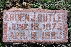 Arden Jones (Child) Butler