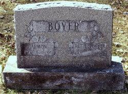 Ruth <I>Sawyer</I> Boyer