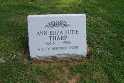 """Ann Eliza """"Lute"""" <I>Cardwell</I> Tharp"""