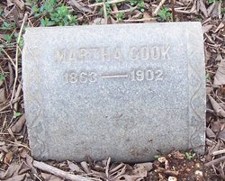 Martha Washington <I>Sprogell</I> Cook