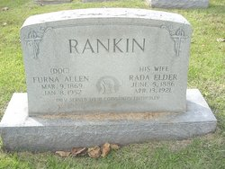 "Furna Allen ""Doc"" Rankin"