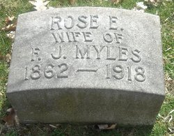 Rose E Myles