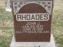John Jonathan Rhoades