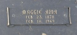 Maggie Anna <I>Summerlin</I> Colley