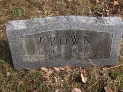 Harvey M Brown