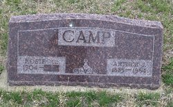 "Arthur James ""A.J."" Camp"