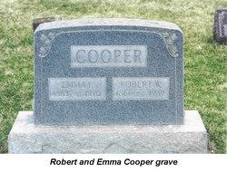 """Emma F. """"Emily"""" <I>Mossbarger</I> Cooper"""