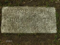 Carrie B Lien