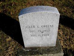 in memory of allen greene Allen Laine Greene (1952-1989) - Find A Grave Memorial