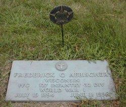 Frederick Charles Aebischer