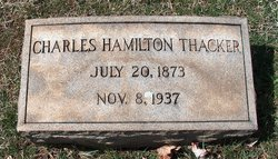 Charles Hamilton Thacker