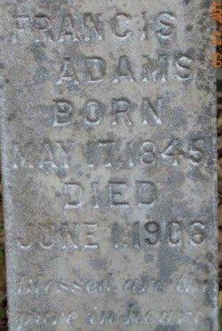 Francis Adams