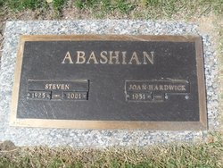 Joan <I>Hardwick</I> Abashian