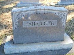 Sallie Bettie <I>Smith</I> Faircloth
