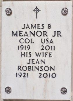 Jean <I>Robinson</I> Meanor