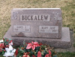 James E Buckalew