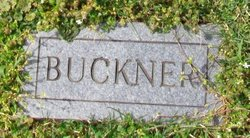 Unknown Buckner