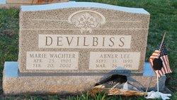 Hazel Marie <I>Wachter</I> Devilbiss