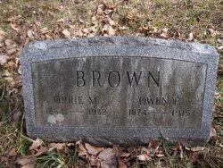 Orrie Brown