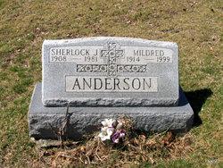 Sherlock J. Anderson