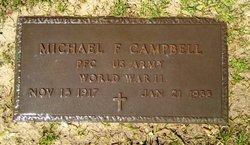 Michael F. Campbell