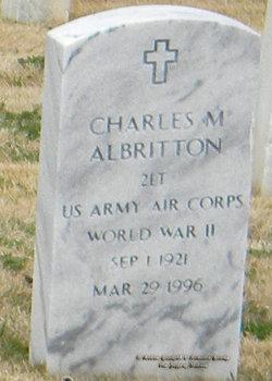 Charles Malcolm Albritton