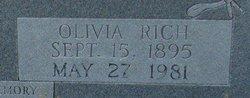 Oliva <I>Rich</I> Horton