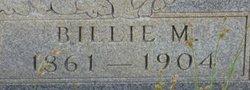 """William Morgan """"Billy"""" Rich"""