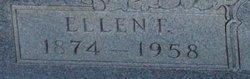 Ellen F. <I>Hopper</I> Rich