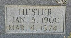 Hester Ibulah <I>Willbanks</I> Rich