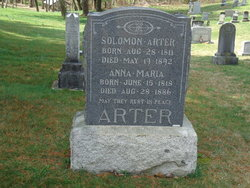 Anna Mary <I>Sterner</I> Arter