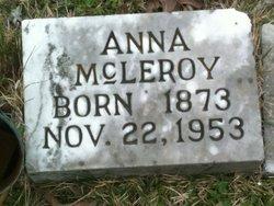 Anna McLeroy