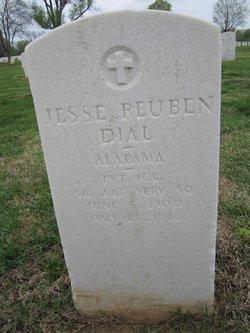 Jesse Reuben Dial