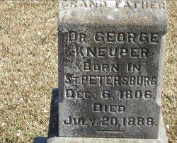 Dr George Kneuper