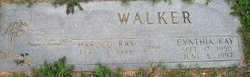Cynthia Kay <I>Beck</I> Walker