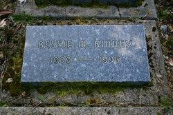 Bessie May <I>McDonald</I> Kinney