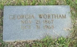 Georgia W. Wortham