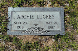 Archie Luckey