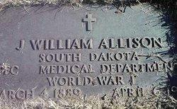 William J Allison