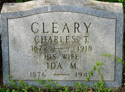 Charles T Cleary