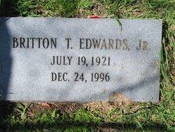 Britton T Edwards, Jr