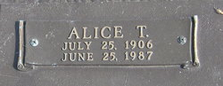 Alice Turrentine Bowers