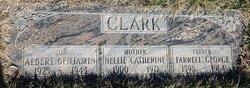 Nellie <I>Woodmansee</I> Clark