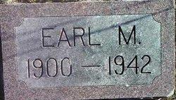 Earl M Allison